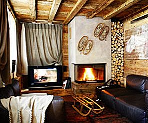 Kaasaegne Kodu Mis On Onnistatud Mone Rustic Magiciga - A-contemporary-home-blessed-with-some-rustic-magic