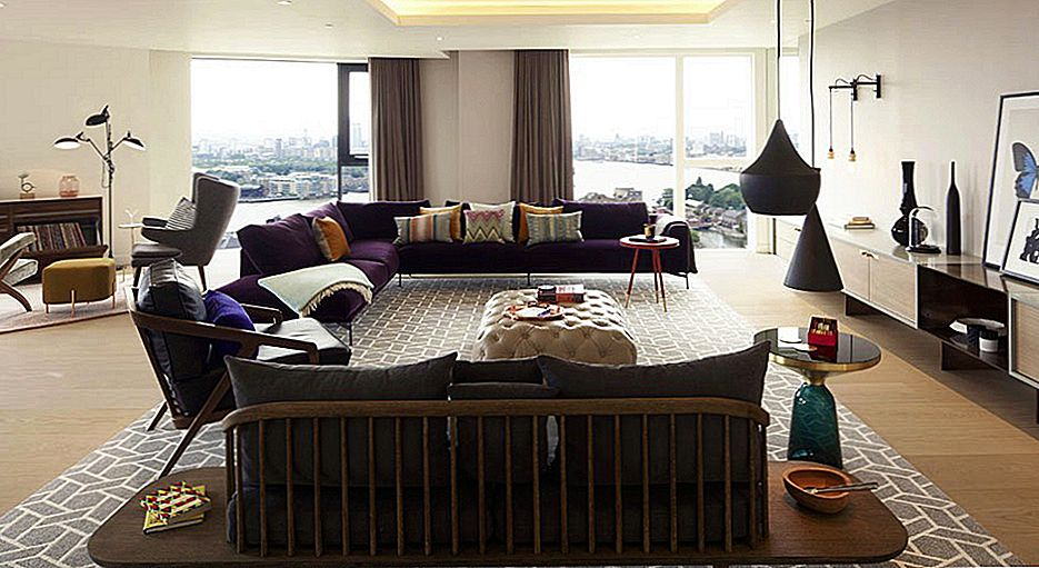 Contemporary Penthouse Amazing Panoramic Views, London