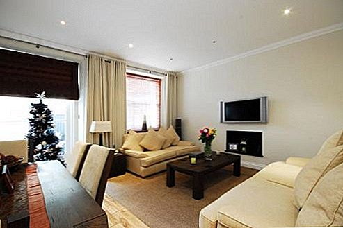 Queens Gate Gardens, South Kensington Apartment