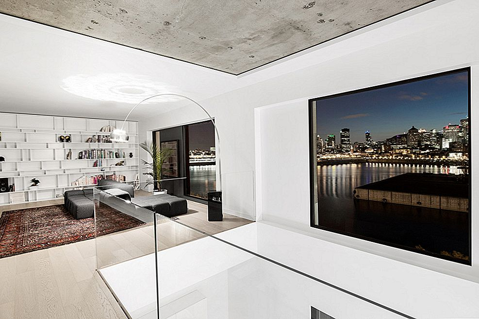 "Seemingly Moving Cubes Definer New Flat i Moshe Safdie's ""Habitat 67"" Project"