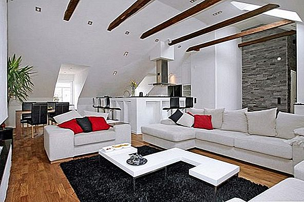 Prachtig Penthouse-appartement in Stockholm