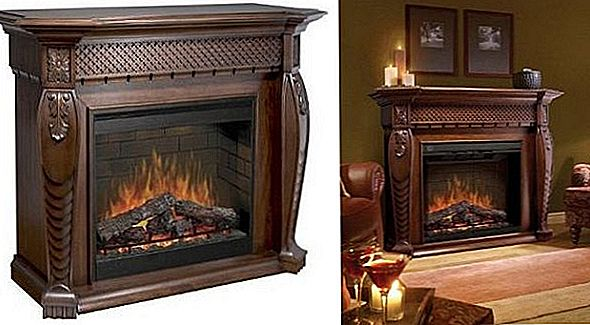 """Cosy Dimplex Electraflame Vienna Electric Fireplace"""