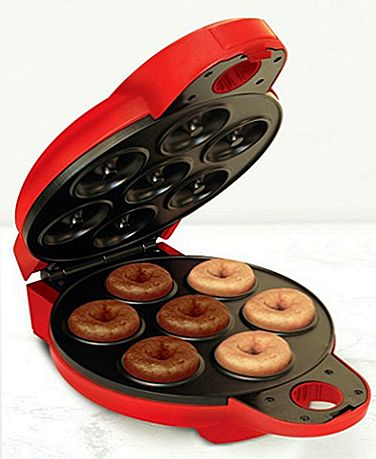 Armas Bella Cucina Mini Donut Maker