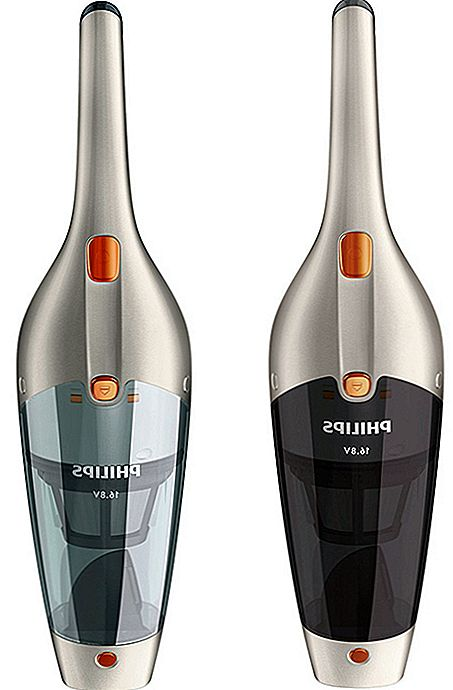 Genial Philips DailyDuo Stick dammsugare