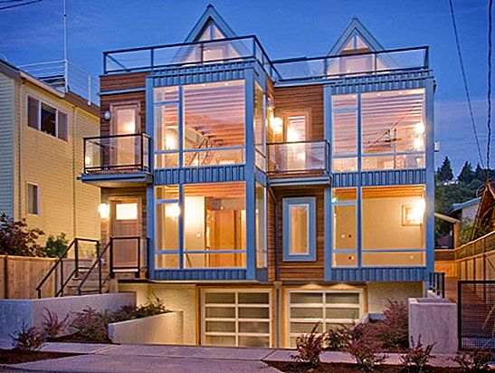 """Alki Townhomes"" ""Johnston Architects"""