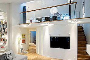 Fantastisk Penthouse Lägenhet till salu i Stockholm, Sverige