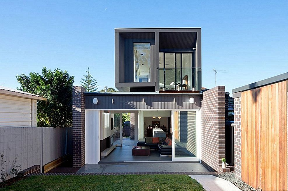 Australian Modern Architecture With a Twist: G House a Sydney