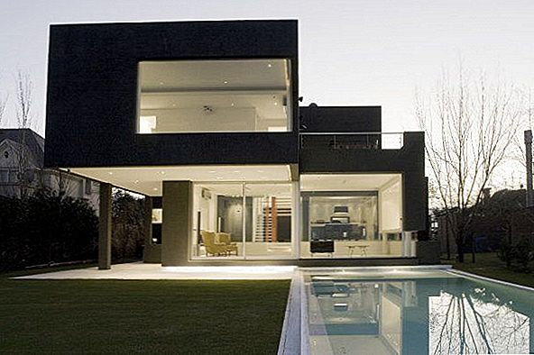 Casa Negra in Buenos Aires door Andres Remy Architects