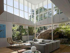 Suvremena obiteljska rezidencija je Vaucluse, Australija