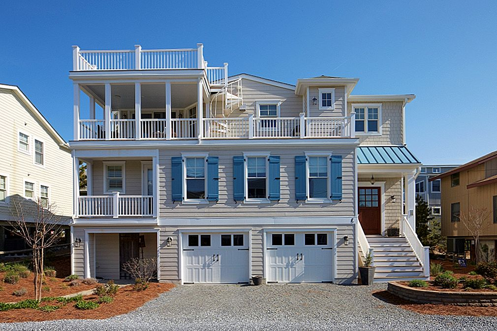 Koselig Bethany Beach House Inspirerende Relaxation: The Lookout