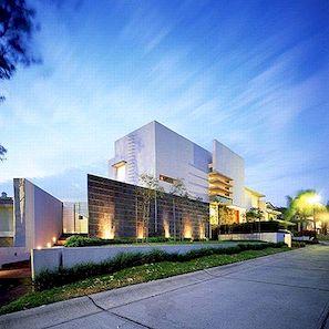E Kuća, nevjerojatna arhitektura i dizajn Agraz Arquitectos