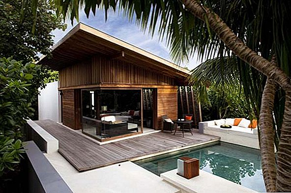 Exceptional Maldiivid Resort Designed by SCDA Architects: Alila Villas Hadahaa
