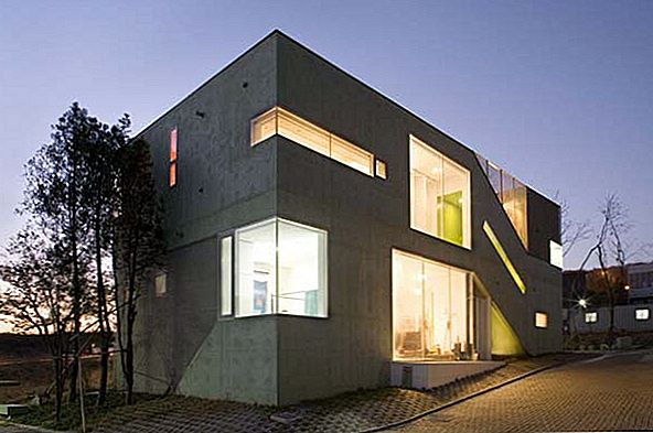 Familie verblijf in Zuid-Korea: The Cracked House