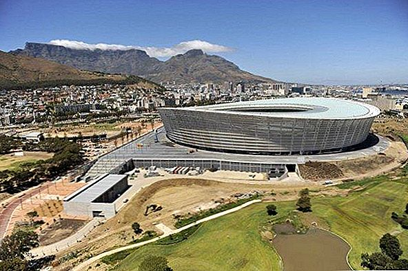 Greenpoint Stadium til House South Africa World Cup i 2010