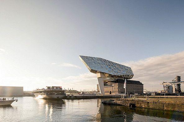 Harbour House Antwerpis ootab tulevikku