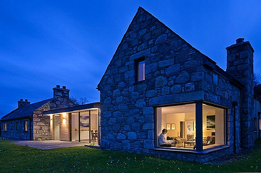 Inspiring Old Cottage Rehabilitation in Scotland: The Torispardon Project