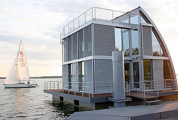 Life on Water: Modular Aqua Floathome in Duitsland