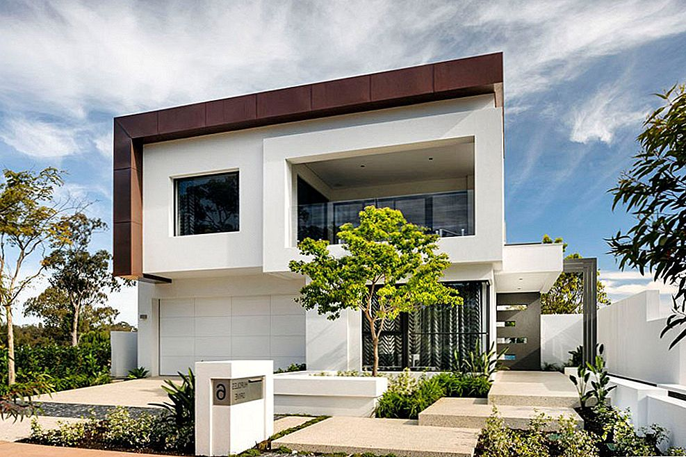 Mesmerising Luxury Home Austraalias Flaunting Volumetric Architecture