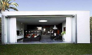 Kaasaegne Austraalia elukoht, mis on valmistatud Greg Natale eklektiliste lisandustega