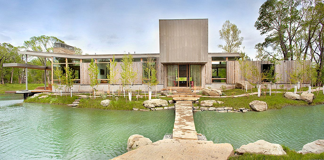 Modern Ranch Home Views The Show of Big Sky Country