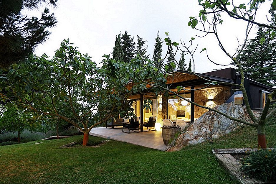 Mountain Guest House στην Ισπανία που συνδέεται με τον υπέροχο κήπο και τις απόψεις