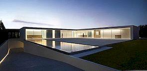 Stačiakampis namas Valensijoje, Ispanijoje, Silvestre Arquitectos