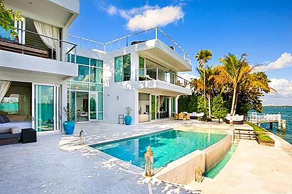 Spettacolare Waterfront Residence con Infinity Pool a Miami Beach