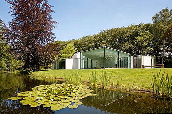 """Sun-Flooded Sustainable Dream Home"", Nyderlandai: ""Villa 4.0"""
