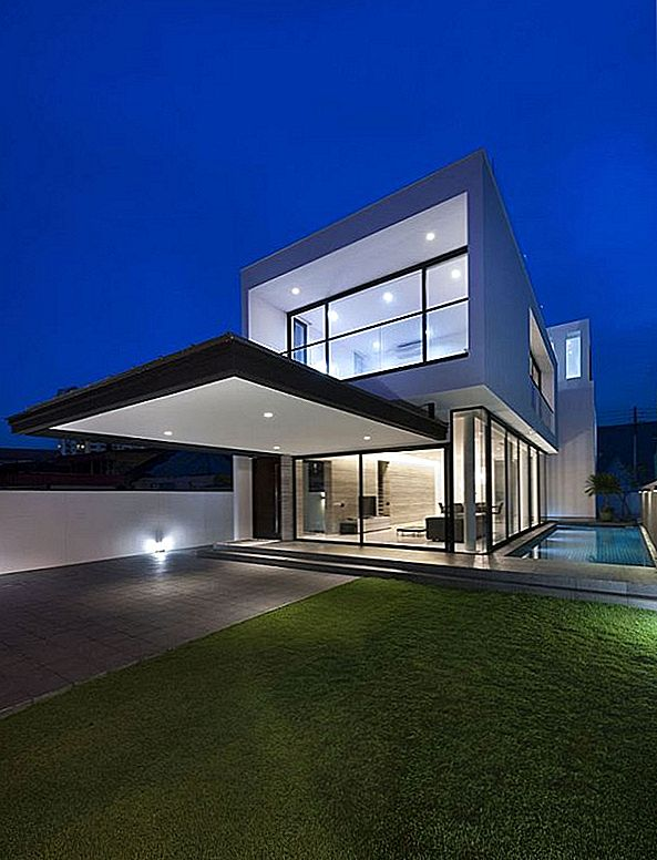 The 23 Alnwick Road Residence i Singapore