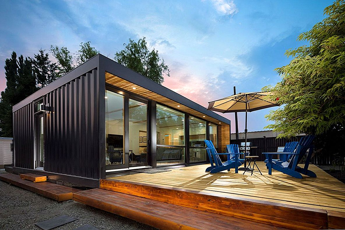 Coolest Shipping Container Homes müügiks kohe