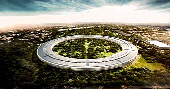 Uus Apple Campus Californias, Copertinos