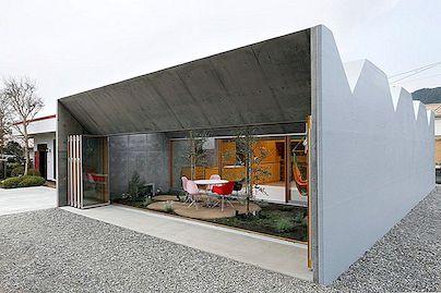 """Takeshi Hosaka arhitektide elukoht """"väljaspool"""""""