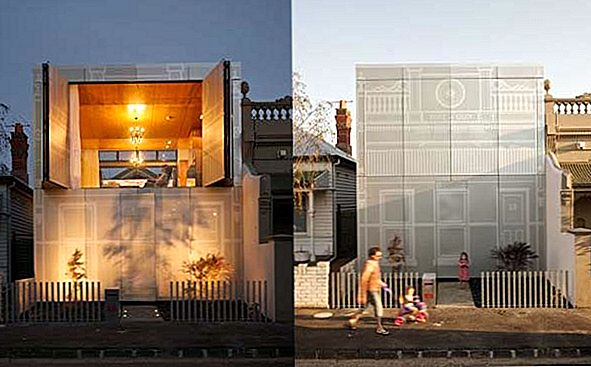 The Perforated House: En erklæring om individualitet i Australia