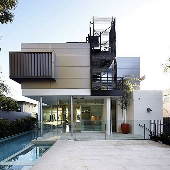 The Sunny Wentworth Rd House i Sydney