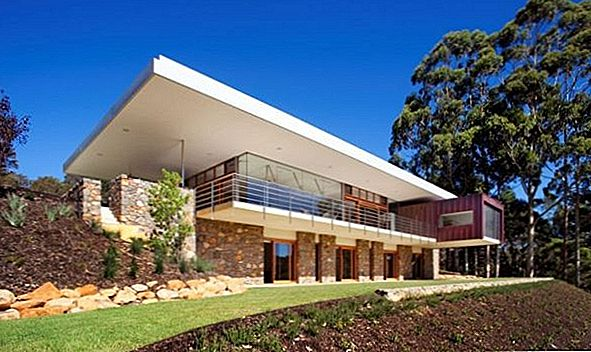 The Yallingup Residence in West-Australië