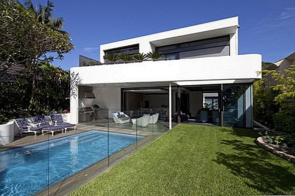 The Z House, een ander spectaculair modern huis in Bellevue Hill