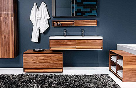 Nowe M Modular Bathroom Design Ideas od Wetstyle