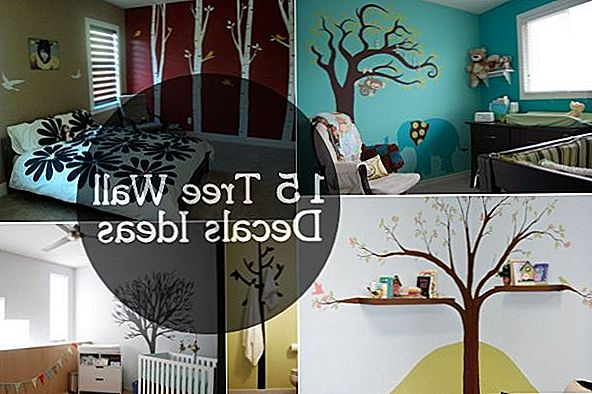 15 Playful Och Chic Tree Wall Decals