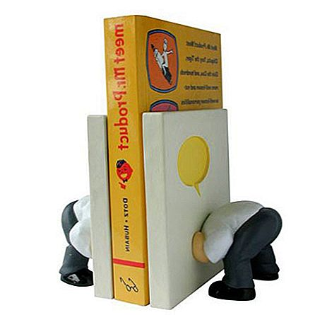 Eureka Bookends