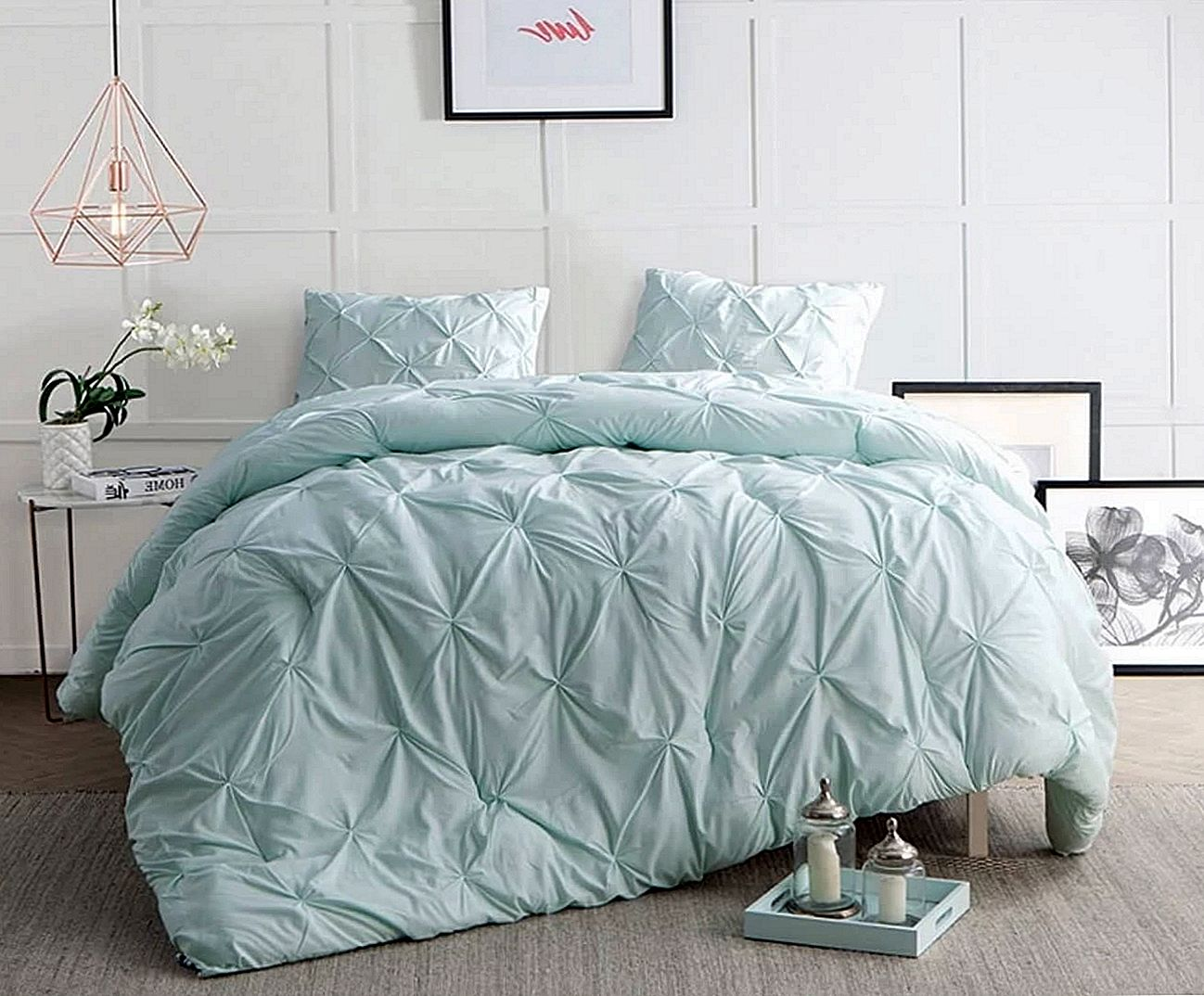 20 Awesome Dorm Room Bedding ideid inspiratsiooni