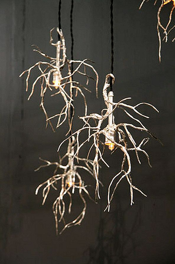 30 Gorgeous Twig Decorations for ditt hjem