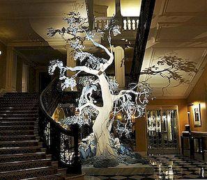 Erinevat jõulupuu: Christian Diori püha ornament
