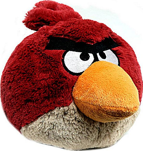 Angry Birds Plush Toys kommer snart