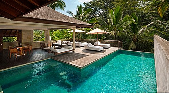 Huvitavat Wellness Retreat Bali: COMO Shambhala Estate