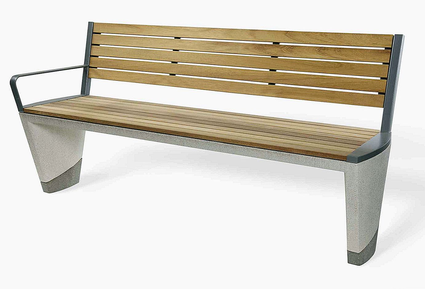 Durability Complimented by Refinement: Betong Street Furniture Range