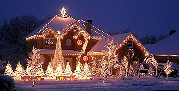 Fantastiline jõulutuled: ekraan: Ultimate Holiday Home Light Show