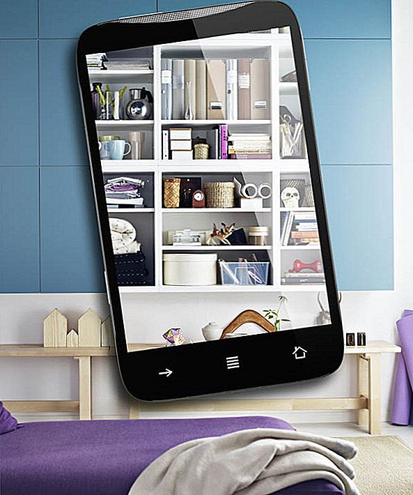 IKEA lanserer Interactive Augmented-Reality Catalog for 2013