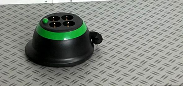 No More Tangled Wires: Autorewind Cable Reel
