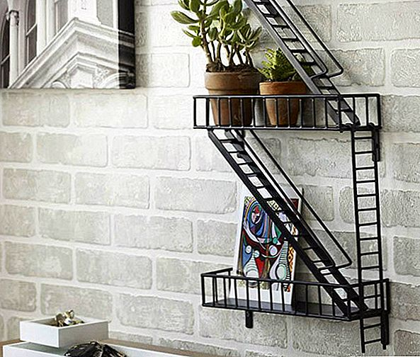 Slick Urban Shelf Perfetto per interni moderni e vintage con un twist