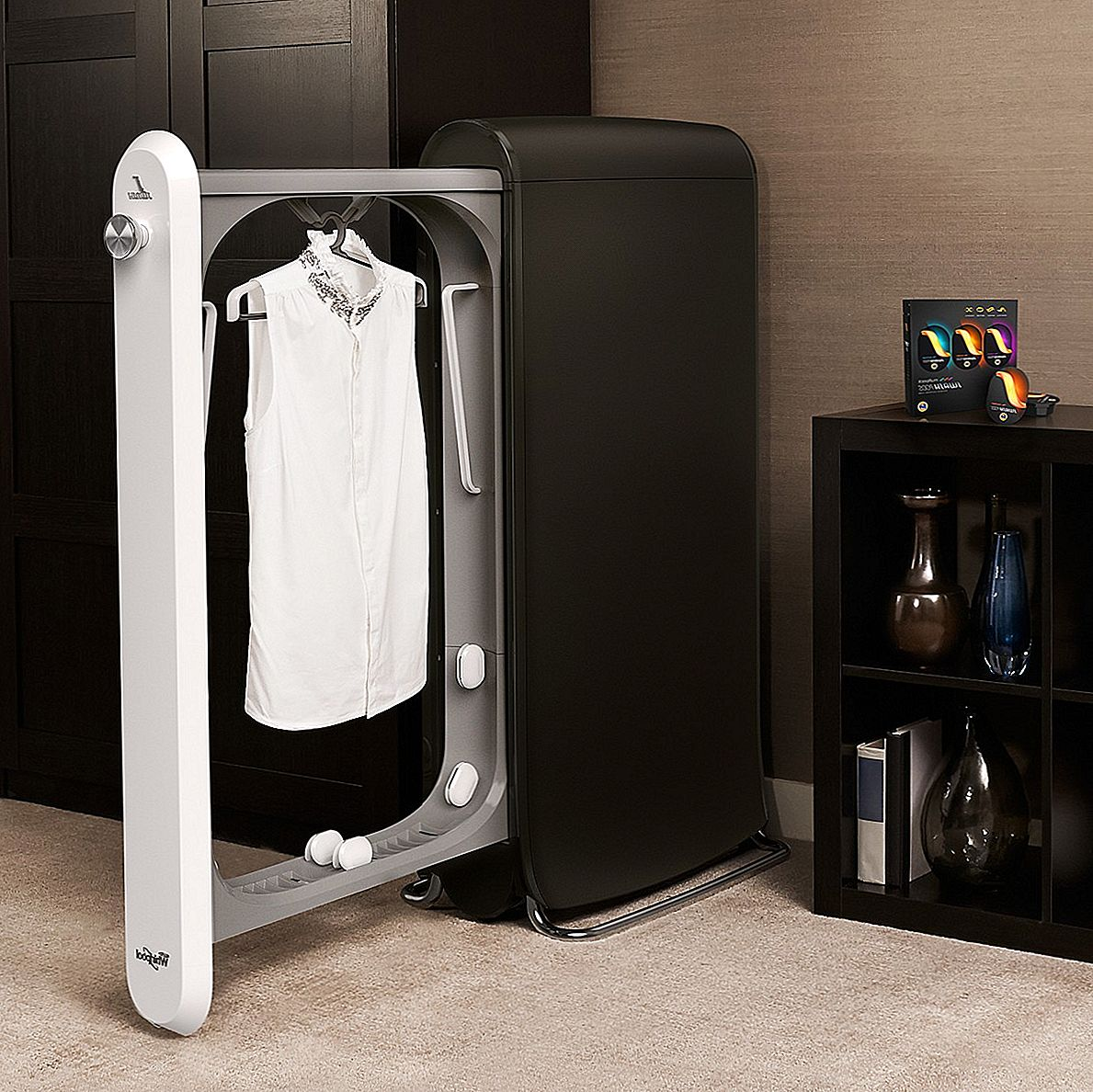 SWASH: The Revolutionary 10-Minute Home Clothing Care System